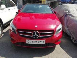 2016 Mercedes-Benz A Class A200 CDI
