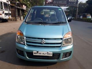 2007 Maruti Wagon R VXI BSIII W/ ABS