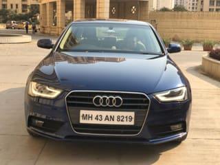 2014 Audi A4 35 TDI Premium Plus