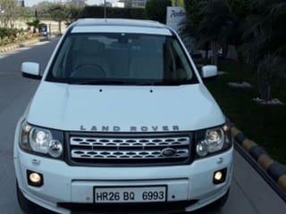 2012 Land Rover Freelander 2 Sterling Edition