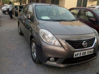 2012 Nissan Sunny XV D Safety