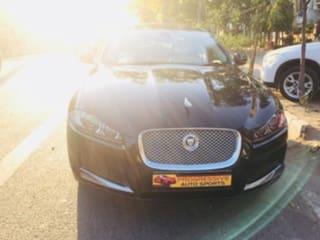 2012 Jaguar XF 2009-2013 Diesel