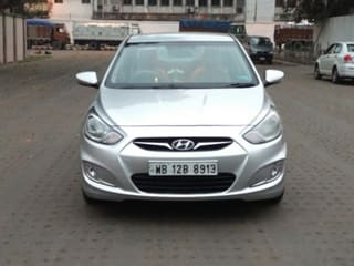 2011 Hyundai Verna CRDi 1.6 EX