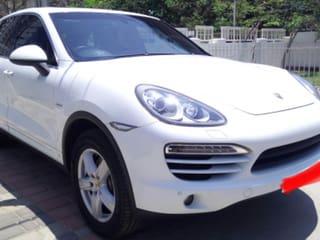 2013 Porsche Cayenne 2009-2014 Diesel