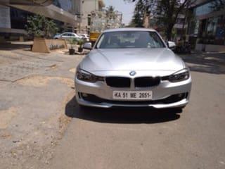 2013 BMW 3 Series 2011-2015 320d Luxury Line
