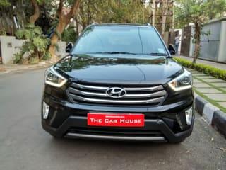 2015 Hyundai Creta 1.6 CRDi SX Plus Dual Tone