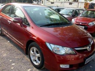 2007 Honda Civic 2006-2010 1.8 V MT