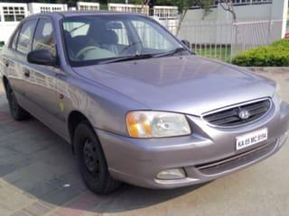 2005 Hyundai Accent VIVA CRDi