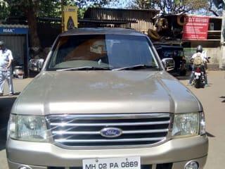 2004 Ford Endeavour 2.5L 4X2 MT