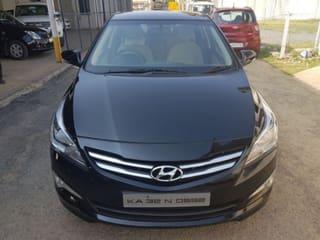 2011 Hyundai Verna 1.6 SX VTVT (O) AT