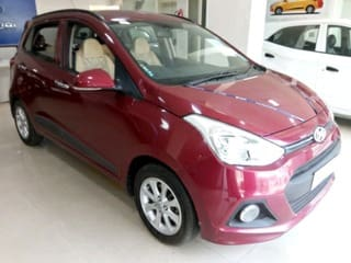 2015 Hyundai Grand i10 1.2 Kappa Sportz Option AT