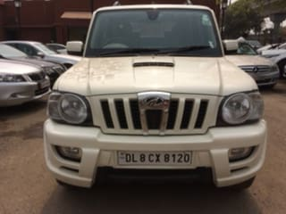 2012 Mahindra Scorpio VLX 4WD ABS AT BSIII