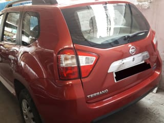 2014 Nissan Terrano XL D Option