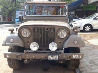 2000 Mahindra Jeep 2.5L