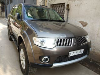 2012 Mitsubishi Pajero Select Plus 4X4 MT
