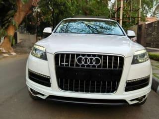 2013 Audi Q7 35 TDI Quattro Premium Plus