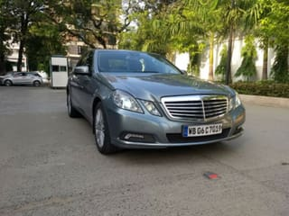 2010 Mercedes-Benz E-Class 2009-2013 E250 CDI Blue Efficiency