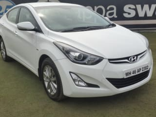 2015 Hyundai Elantra 2.0 SX AT