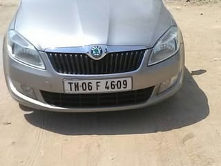 2012 Skoda Rapid 1.6 TDI Ambition Plus