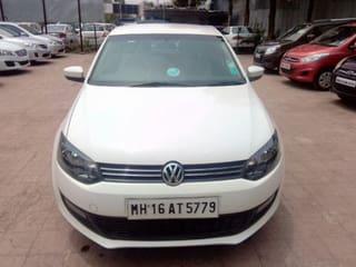2012 Volkswagen Polo 1.5 TDI Highline