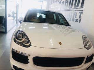 2016 Porsche Cayenne Diesel
