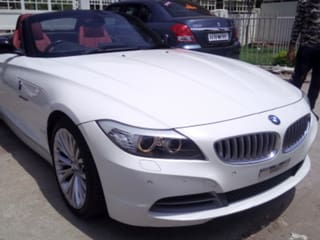 2010 BMW Z4 2009-2013 Coupe 3.0si