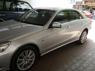 2011 Mercedes-Benz E-Class 2009-2013 E250 CDI Elegance