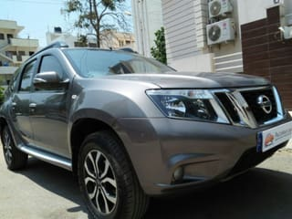 2013 Nissan Terrano XL D Option