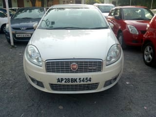 2009 Fiat Linea Emotion Pack (Diesel)