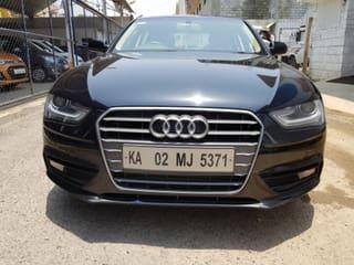 2014 Audi A4 2014-2016 2.0 TDI 177 Bhp Premium Plus