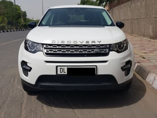2017 Land Rover Discovery Sport TD4 Pure