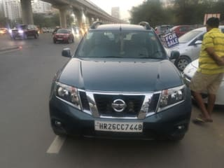 2013 Nissan Terrano XL 110 PS