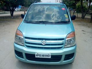 2009 Maruti Wagon R DUO LPG
