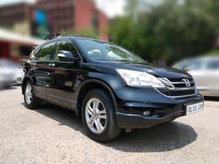 2012 Honda CR-V 2.4L 4WD AT
