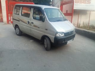 2016 Maruti Eeco 5 STR With AC Plus HTR CNG
