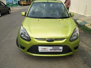 2011 Ford Figo Petrol ZXI