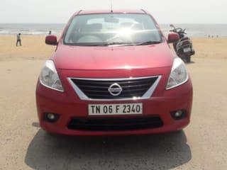 2012 Nissan Sunny XV CVT