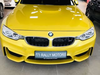 2014 BMW M Series M4 Coupe