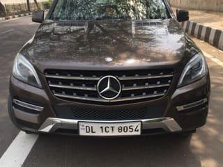 2015 Mercedes-Benz M-Class ML 250 CDI