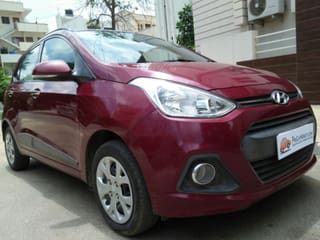 2014 Hyundai Grand i10 1.2 Kappa Sportz Option AT