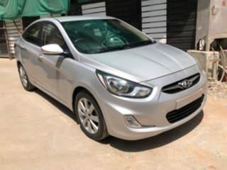 2013 Hyundai Verna 1.6 SX VTVT