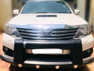 2013 Toyota Fortuner 2.8 4WD AT