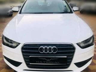 2013 Audi A4 35 TDI Technology