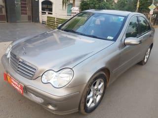 2007 Mercedes-Benz New C-Class 220 CDI MT