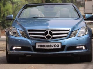2011 Mercedes-Benz E-Class 2009-2013 E350 Cabriolet