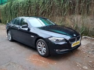 2013 BMW 5 Series 520d Luxury Line