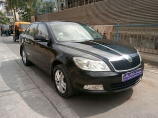 2013 Skoda Laura Elegance 2.0 TDI CR AT