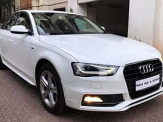 2014 Audi A4 2014-2016 2.0 TDI 177 Bhp Technology Edition
