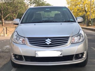 2013 Maruti SX4 ZDI Leather