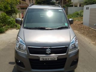2017 Maruti Wagon R AMT VXI Option